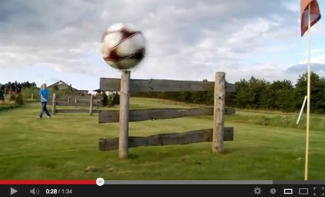 fodbold golf århus
